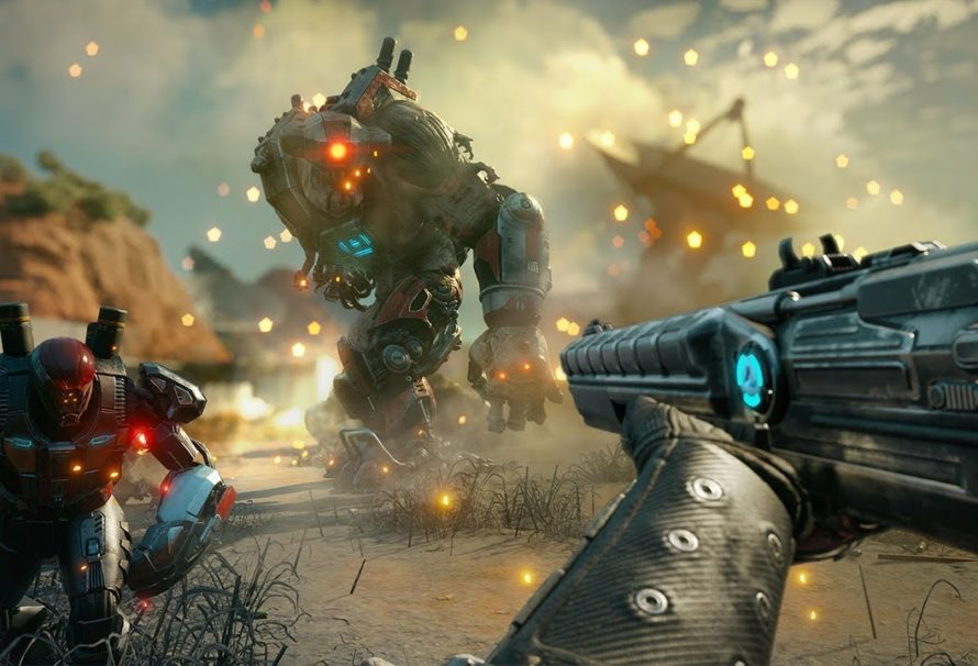 Rage 2 – Rise of the Ghosts